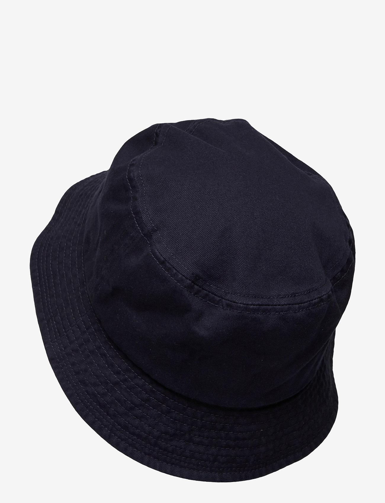 Kangol - KG WASHED BUCKET - bucket hats - navy - 1