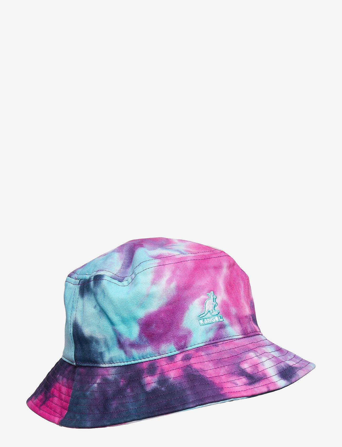 Kangol - TIE DYE BUCKET - bucket hats - rainbow - 0