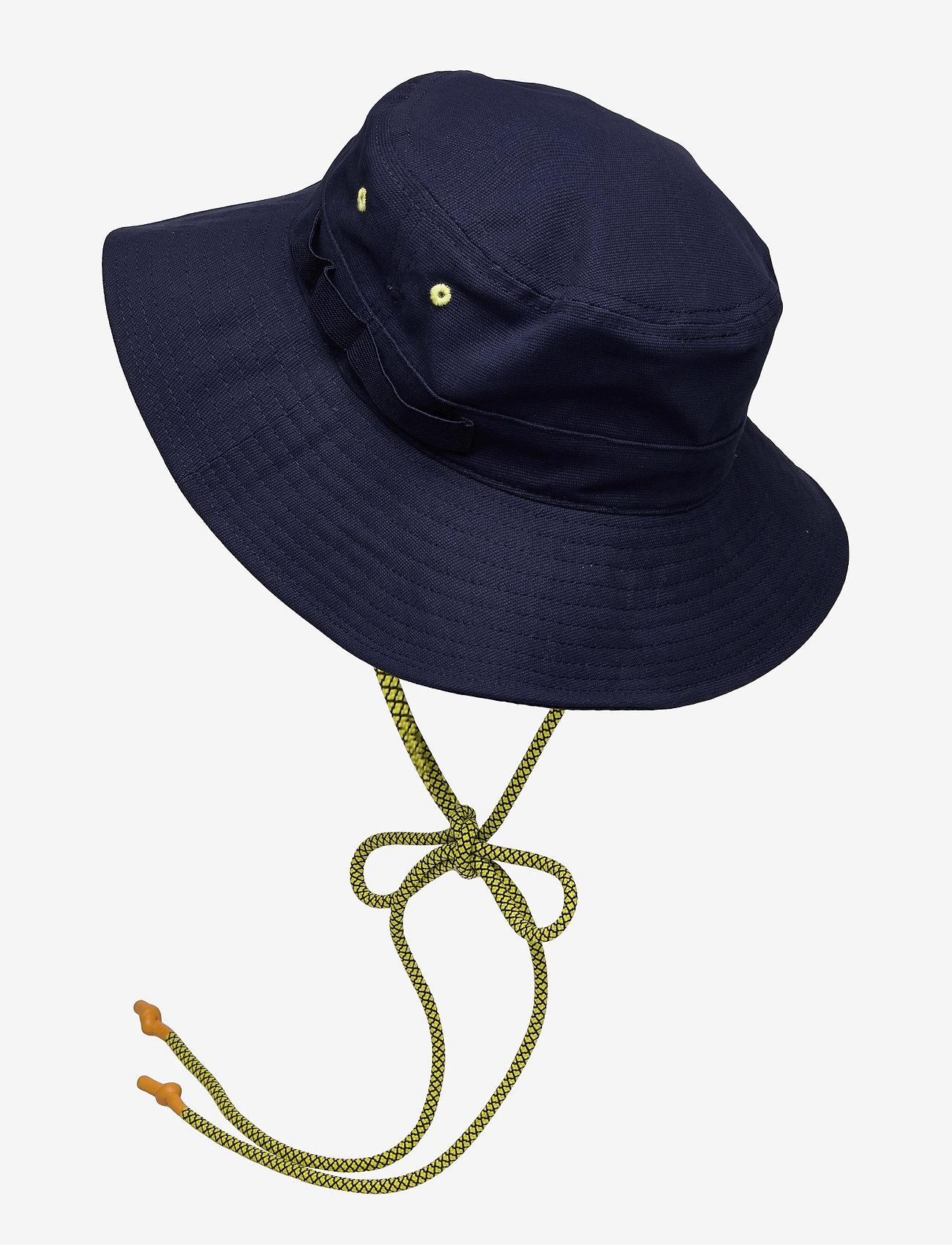 Kangol - KG UTILITY CORDS JUNGLE HAT - navy - 1