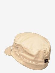 Kangol - KG COTTON TWILL ARMY CAP - kasketter - beige - 1