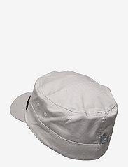 Kangol - KG RIPSTOP ARMY CAP - kasketter - grey - 1