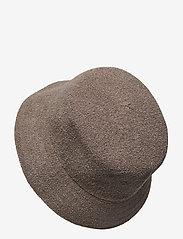 Kangol - KG BERMUDA BUCKET - bucket hats - concrete - 1