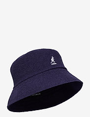 Kangol - KG BERMUDA BUCKET - bucket hats - navy - 0