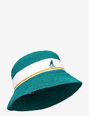 Kangol - KG BERMUDA STRIPE BUCKET - bucket hats - fanfare - 0