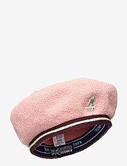 Kangol - KG 2-TONE BERMUDA JAX BERET - chapeaux - dusty rose - 0