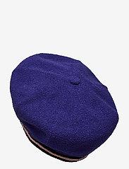 Kangol - KG 2-TONE BERMUDA JAX BERET - chapeaux - grape - 1