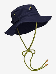 KG UTILITY CORDS JUNGLE HAT - NAVY