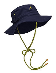 KG UTILITY CORDS JUNGLE HAT - NAVY