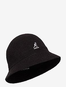 KG BERMUDA CASUAL - chapeau de seau - black