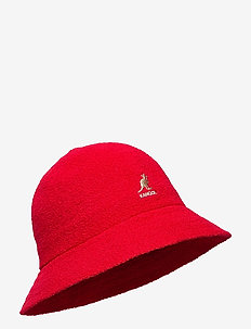 KG BERMUDA CASUAL - chapeau de seau - scarlet