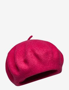 KG MODELAINE BERET - hattar - garnet