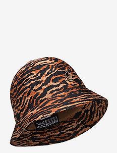 KG CARNIVAL CASUAL - chapeau de seau - tan tiger
