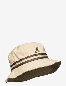 KG STRIPE LAHINCH - bucket hats - beige
