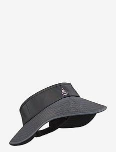 KG IRIDESCENT VISOR - chapeaux - ink