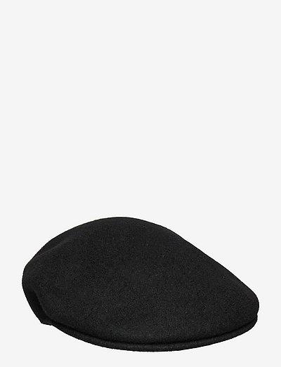 KG 504 KANGOL CAP - flat caps - black
