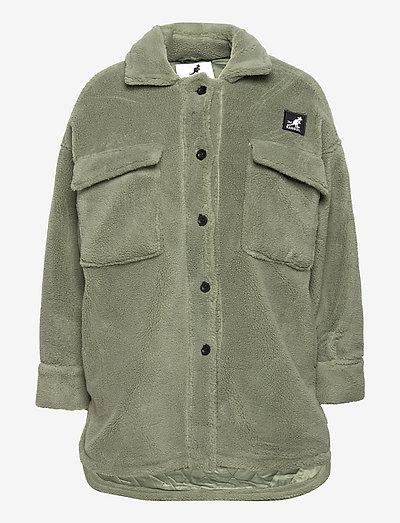 KG LAMBETH JACKET - overshirts - oill green