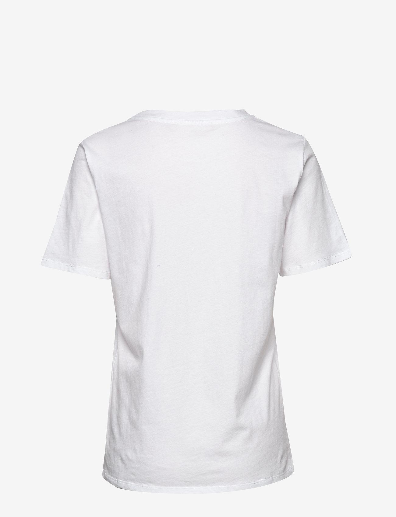 Karen By Simonsen Lemonadekb Tee - T-shirts & Tops