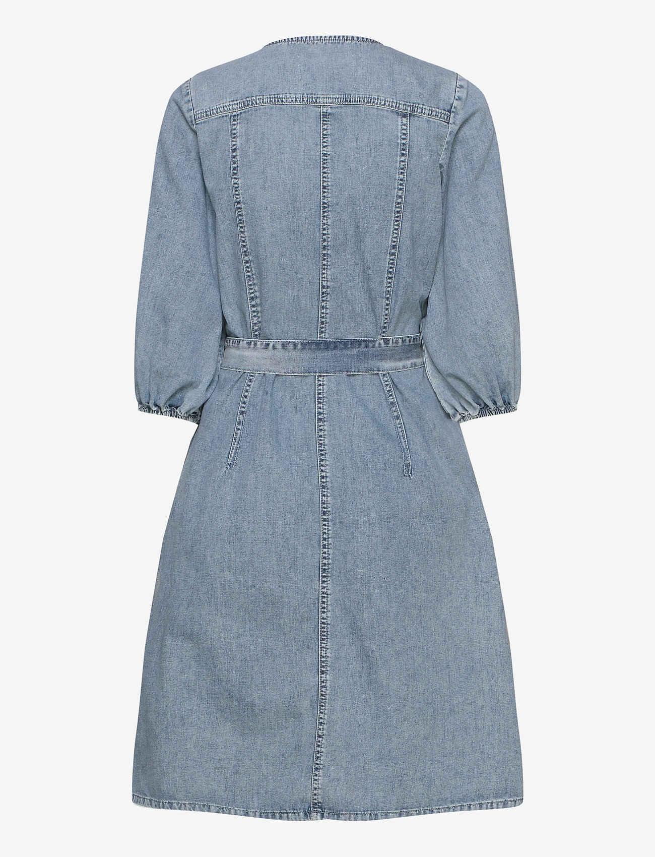 Brookekb Denim Dress (Light Vintage Wash) - Karen By Simonsen C5NJyR