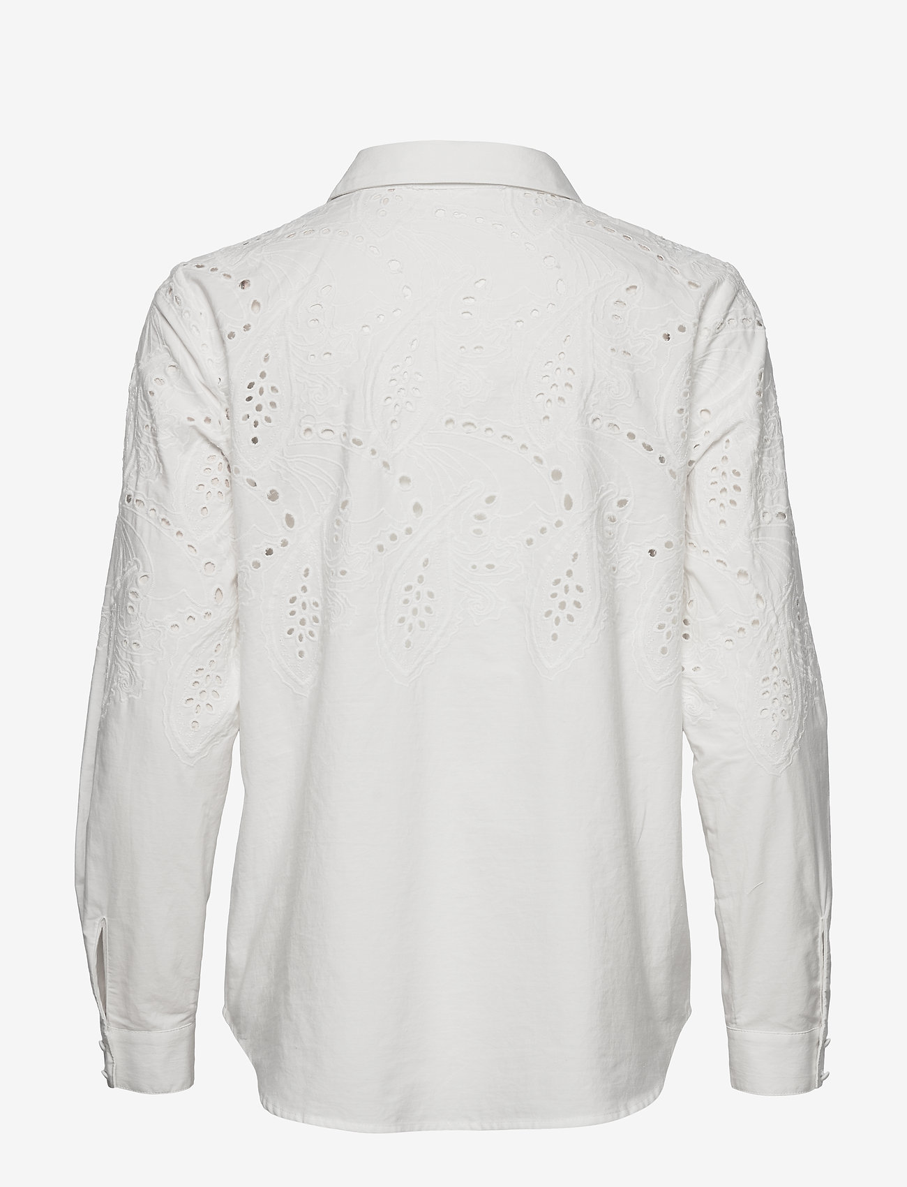 Karen By Simonsen - BustineKB Shirt - chemises à manches longues - egret - 1