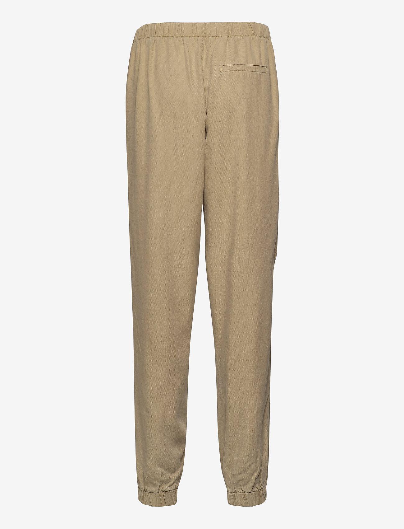 Karen By Simonsen - BrodyKB Pants - casual bukser - sponge - 1