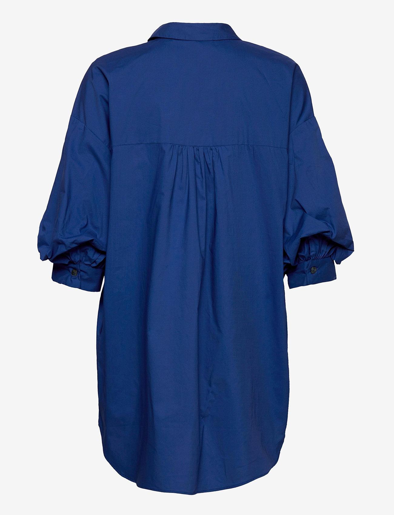Karen By Simonsen - ChillyKB Long Shirt - chemises à manches courtes - twilight blue - 1