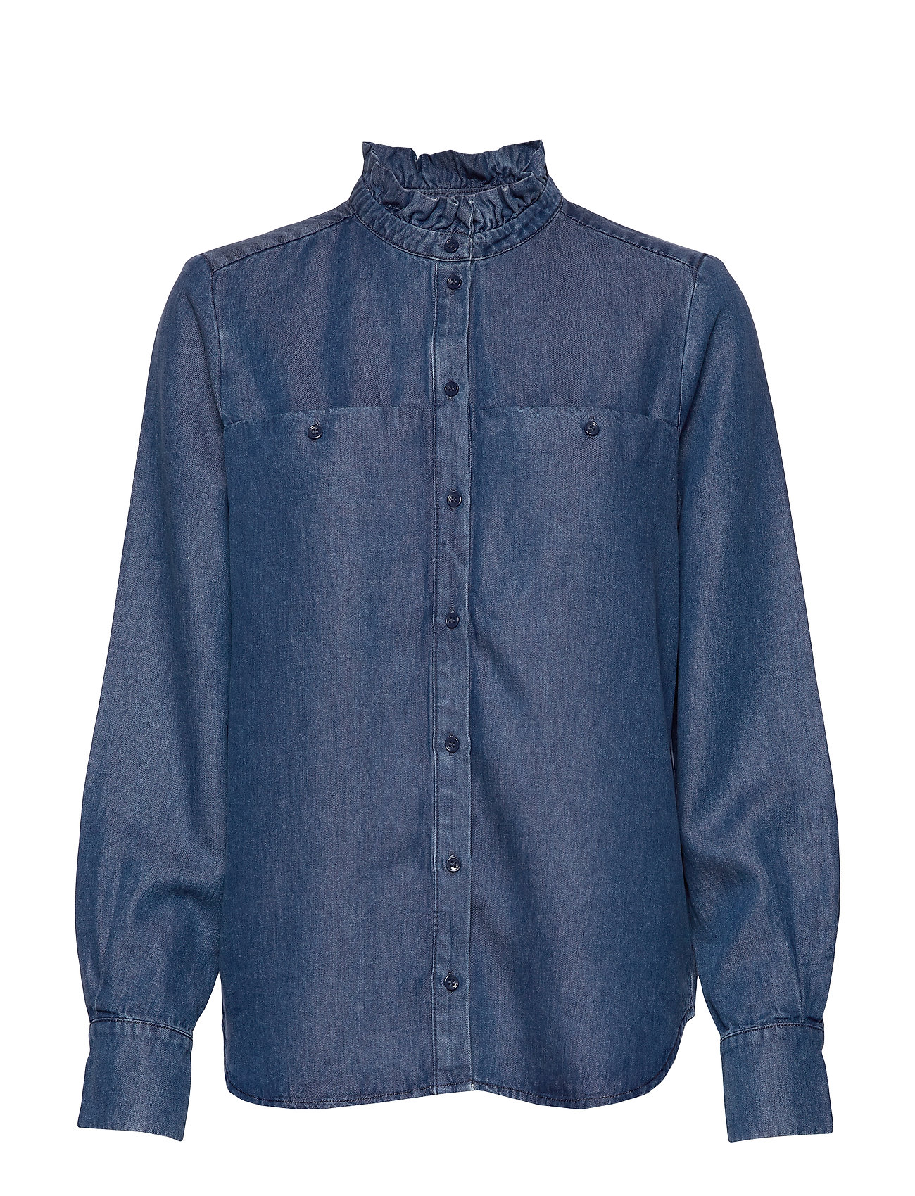Karen By Simonsen DimaKB Shirt - LIGHT DENIM BLUE