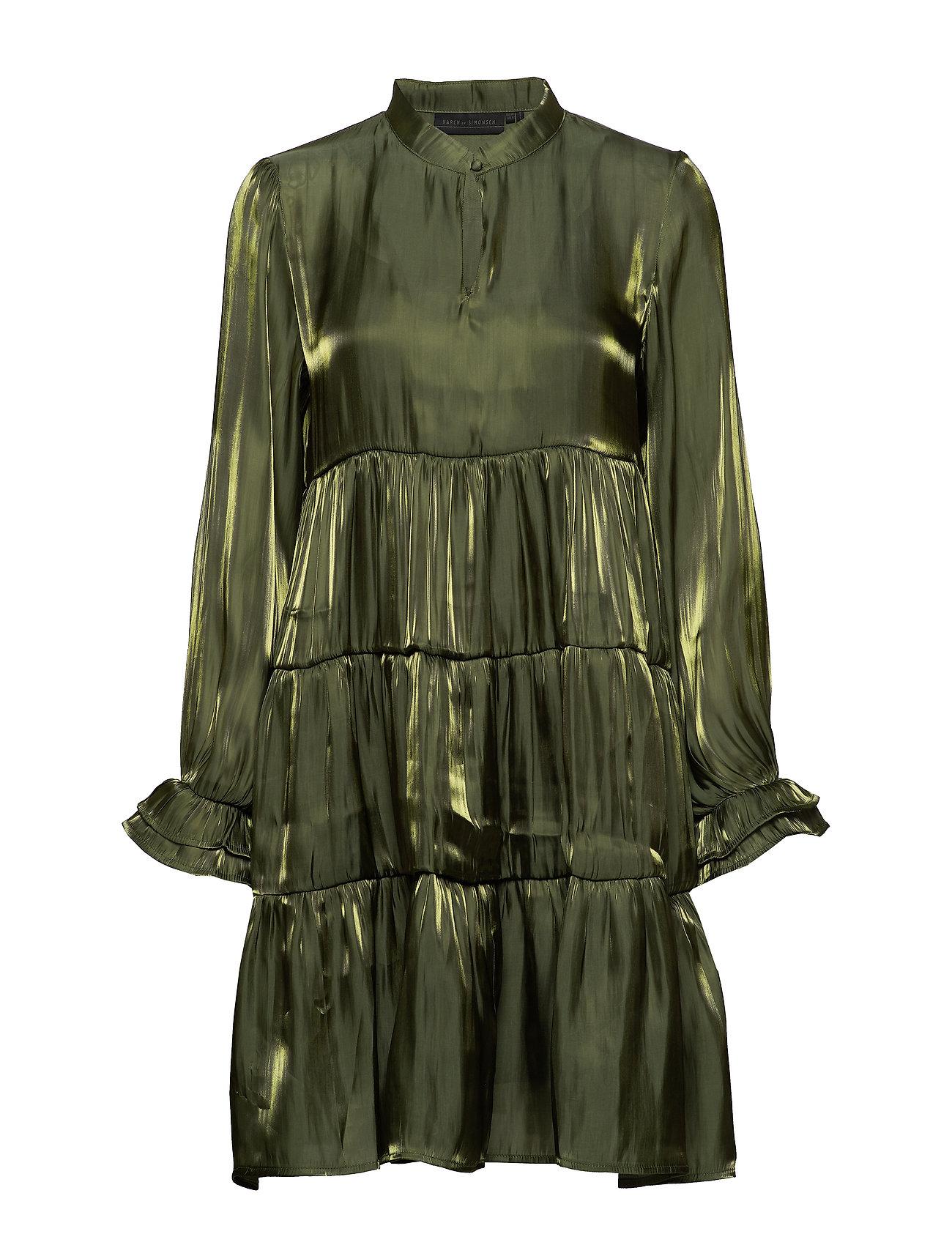 Karen By Simonsen JangKB Dress - RIFLE GREEN