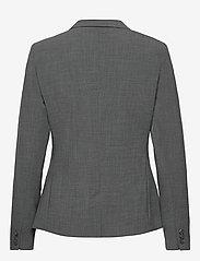Karen By Simonsen - SydneyKB Blazer - matchande set - grey melange - 1