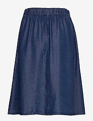 Karen By Simonsen - TaliaKB Skirt - jeansowe spódnice - estate blue - 1