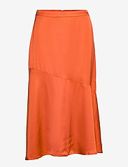 Karen By Simonsen - BrennaKB Solid Skirt - leggings - orange rust - 0