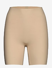Karen By Simonsen - AiperKB Inner Shorts - cycling shorts - soft nude - 0