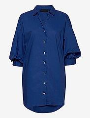 Karen By Simonsen - ChillyKB Long Shirt - chemises à manches courtes - twilight blue - 0
