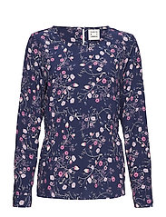 Tapestry Blouse - ALL OVER PRINTED