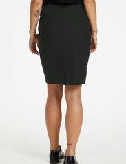 Karen By Simonsen - SydneyKB Pencil Skirt - midi kjolar - black - 5