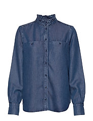 DimaKB Shirt - LIGHT DENIM BLUE