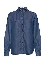 DimaKB Shirt - LIGHT DENIM BLUE