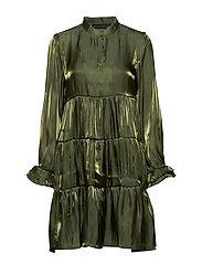 JangKB Dress - RIFLE GREEN