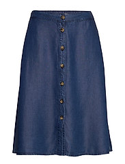 TaliaKB Skirt - ESTATE BLUE