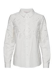 BustineKB Shirt - EGRET
