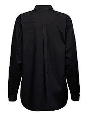 Karen By Simonsen - NinjaKB Shirt - denimskjorter - meteorite - 2