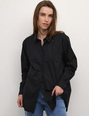 Karen By Simonsen - NinjaKB Shirt - denimskjorter - meteorite - 0