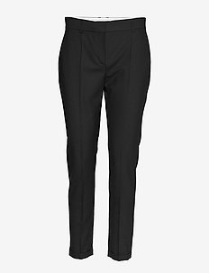 SydneyKB Cigaret Pants - BLACK