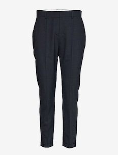 SydneyKB Cigaret Pants - DARK BLUE