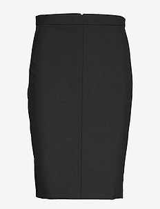 SydneyKB Pencil Skirt - midi-röcke - black