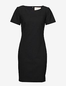 SydneyKB SS Dress - BLACK