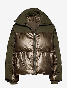 BalouKB Jacket - padded jackets - military olive