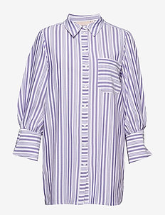 SalamancaKB Shirt - ASTER PURPLE