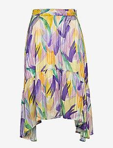LemonKB Skirt - MAUVE SHADOWS