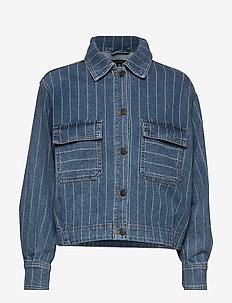 MattaKB Denim Jacket - LIGHT DENIM BLUE