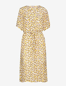 CitronKB long Dress - SULPHUR